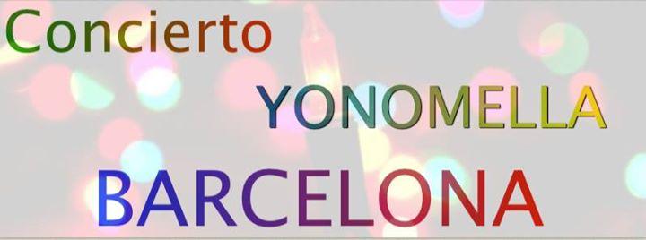 Yonomella en Barcelona