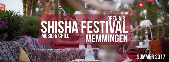 Shisha Open Air Festival Memmingen