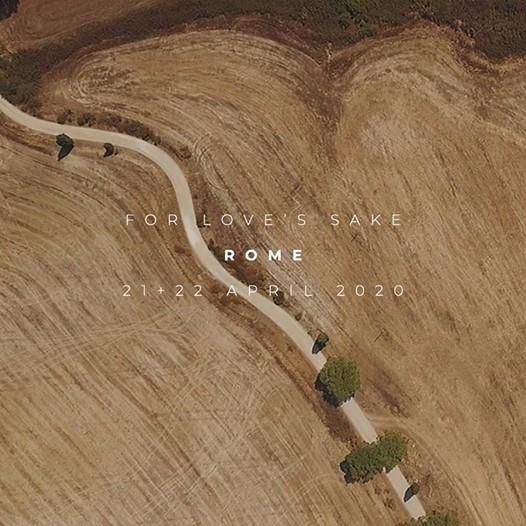 For Love's Sake - Rome