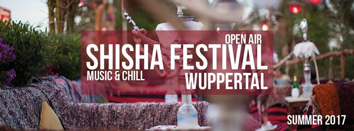 Shisha Open Air Festival Wuppertal