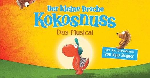 Der kleine Drache Kokosnuss am 14.03.2020 in Rastatt LIVE