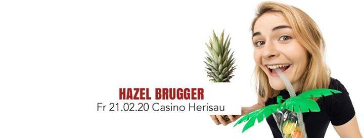 Hazel Brugger I Herisau