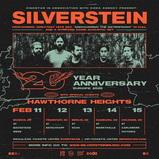 Silverstein   Berlin