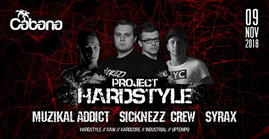 Cabana meets Project Hardstyle