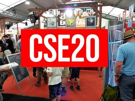 Comicsalon Erlangen 2020