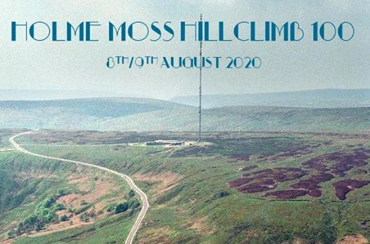 Holme Moss Hill Climb Centenary Revival Event