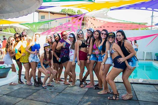 Top Girls - Todas as Quartas-feiras na Dubai Beer Point