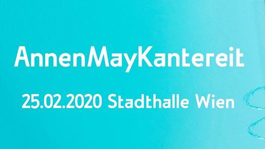 AnnenMayKantereit • Wien • Stadthalle