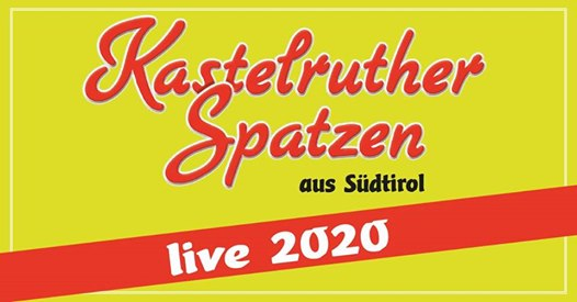 Kastelruther Spatzen - Live 2020 I Dortmund