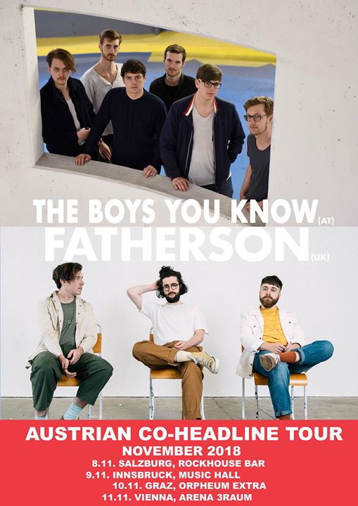 Fatherson & The Boys you know