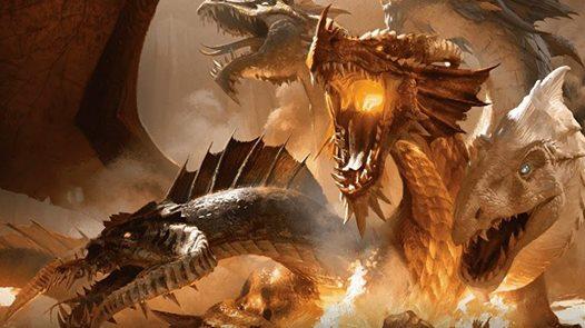 Estréia Filme Dungeons & Dragons