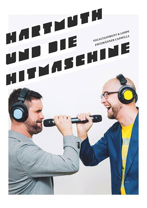Gemeinsch.konzert Psycho-Chor Jena +Hartmuth und die Hitmaschine