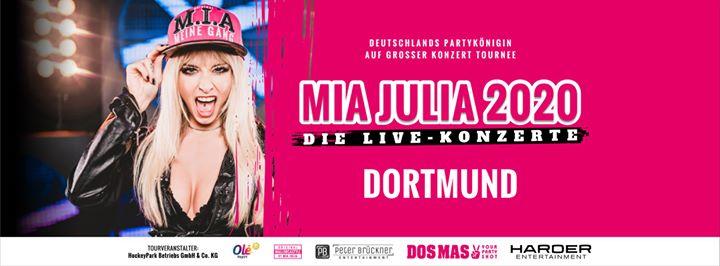 Mia Julia 2020 - Dortmund