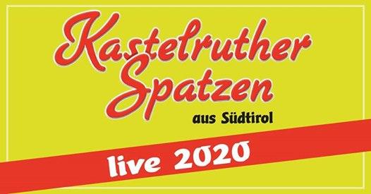 Kastelruther Spatzen - live 2020 | Darmstadt