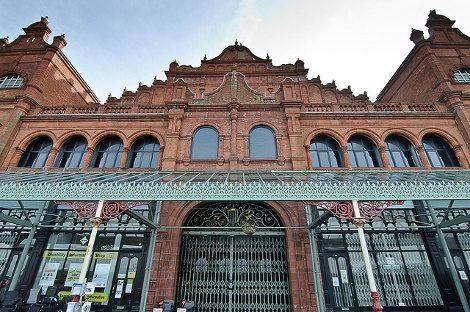 GHOST HUNT: Morecambe Winter Gardens Sat 9th May 2020 9pm-3am