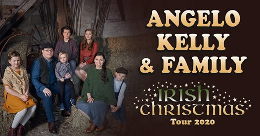 Angelo Kelly & Family - Irish Christmas I Kiel