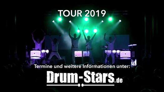 Das Percussionerlebnis in Landsberg: DRUM STARS
