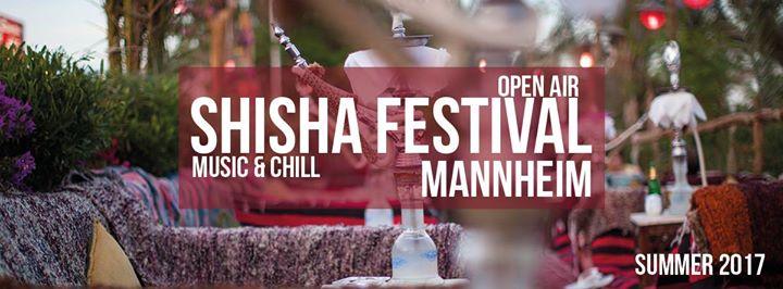 Shisha Open Air Festival Mannheim
