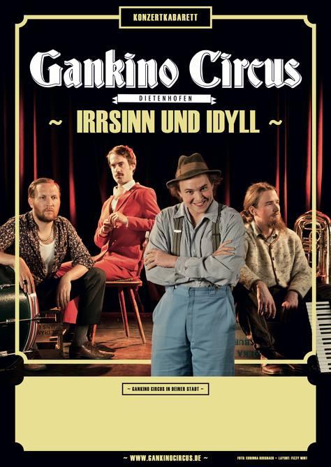 Gankino Circus - Irrsinn und Idyll | Hallstadt