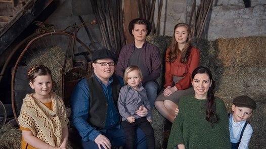 Angelo Kelly & Family | Barclaycard Arena Hamburg