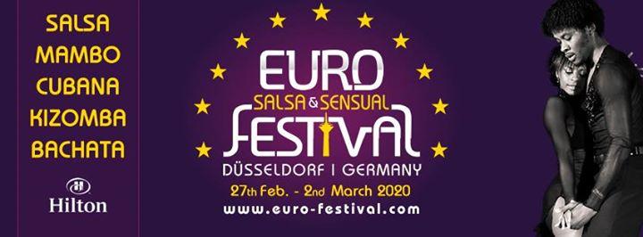 Euro Salsa & Sensual Festival Official 2020 ★★ Hilton Düsseldorf