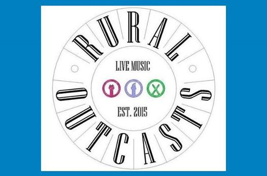 Rural Outcasts live at The Conservative Club Halstead