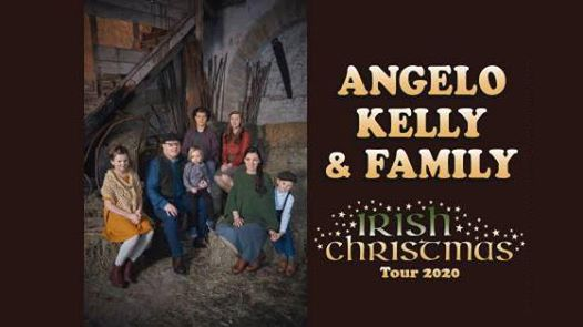 Angelo Kelly & Family // Mercedes-Benz Arena Berlin
