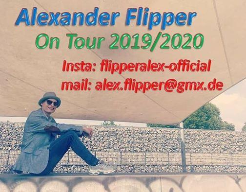 Alexander Flipper Live In Rostock 2020