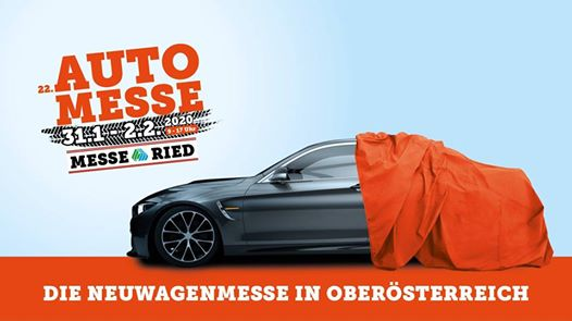 22. Automesse Ried