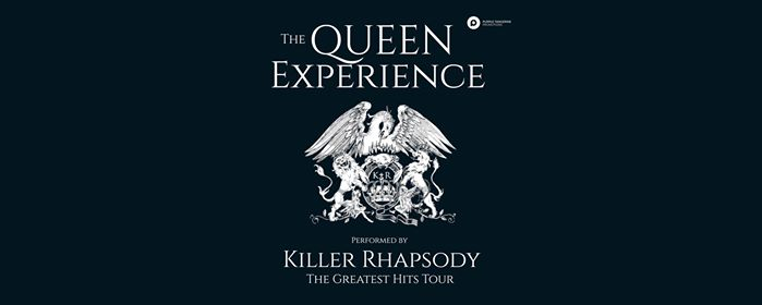 The QUEEN Experience   The Georgian Theatre Stockton On Tees