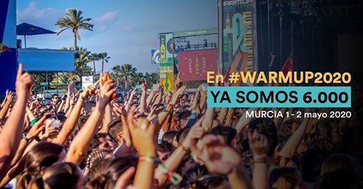 WARM UP Estrella de Levante 2020 en Murcia (La Fica)