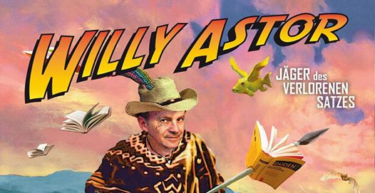 Willy Astor -