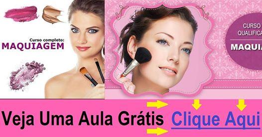 Curso de maquiagem em Taguatinga Brasilia