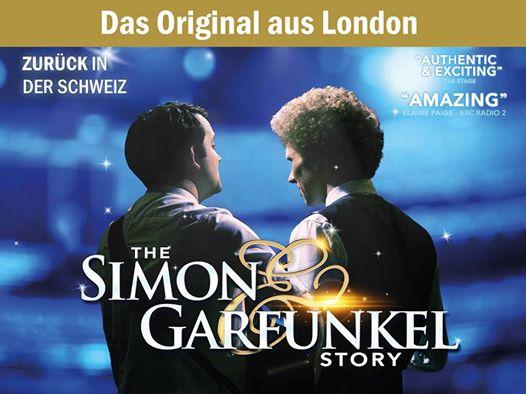 The Simon & Garfunkel Story @Bern