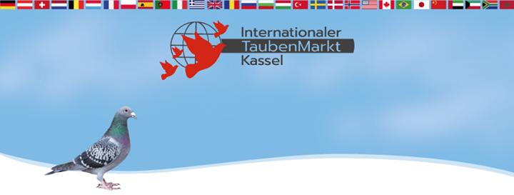 32. Internationaler TaubenMarkt Kassel