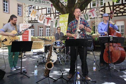 Jan Jansohn Quartett bei AGORA Darmstadt