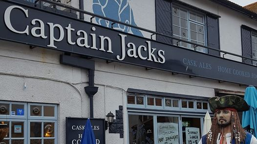 The Genuine Captain Jacks #Paignton