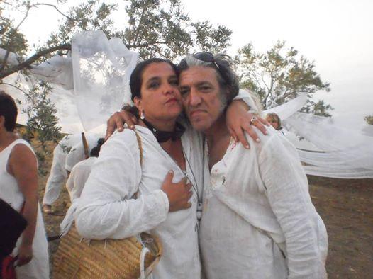 Renato Miritello al rito della luce continuera' per sempre.