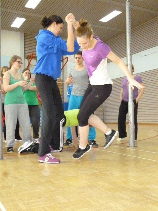 Übungsleiter C für SportAss. und Jugendleiter Prüfungslehrgang