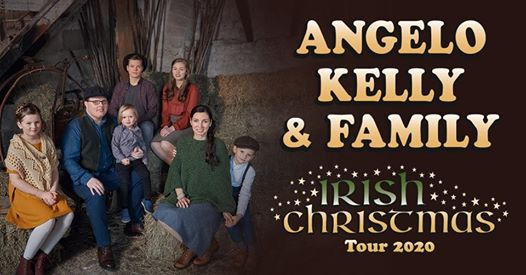 Angelo Kelly & Family - Irish Christmas I Rostock