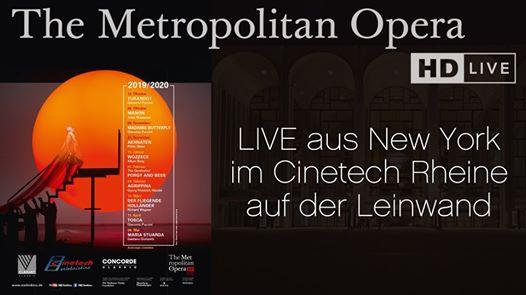 Agrippina live aus der Metropolitain Opera im Cinetech Rheine
