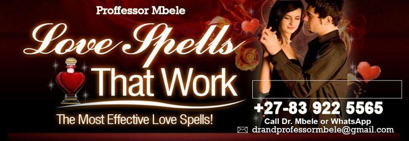 Love problems spell caster in moruleng +27839225565 Dr mbele
