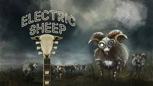 Electric Sheep at The Three Fiddles