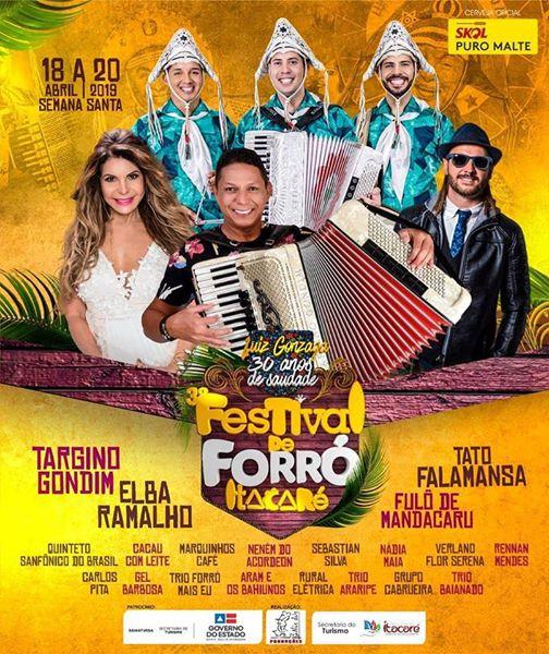 4º Festival de Forró de Itacaré