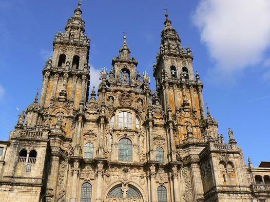 Camino a Santiago de Compostela