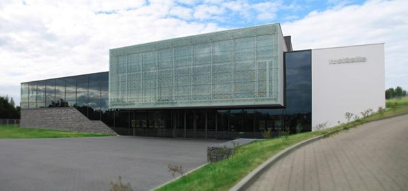 Andy Borg at Festhalle Plauen Culture and Convention Centre
