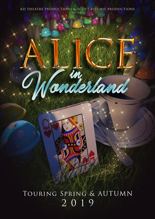 Alice in Wonderland - The Atkinson, Southport