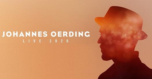 Johannes Oerding • Rockhouse Salzburg