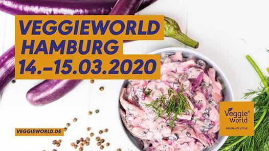 VeggieWorld Hamburg 2020