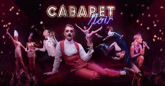 Party like Gatsby Basel - Cabaret Noir